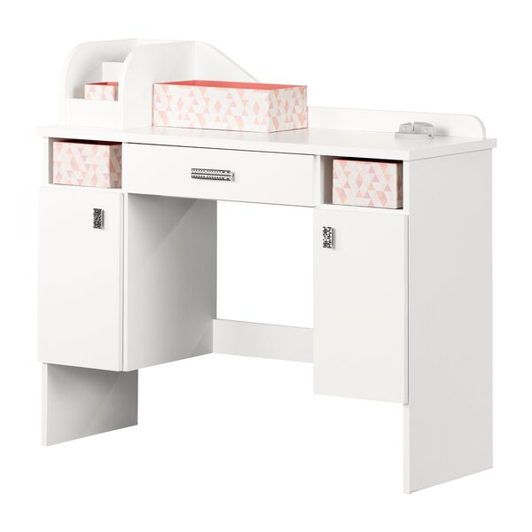 Tiara Makeup Desk Vanity By South Shore