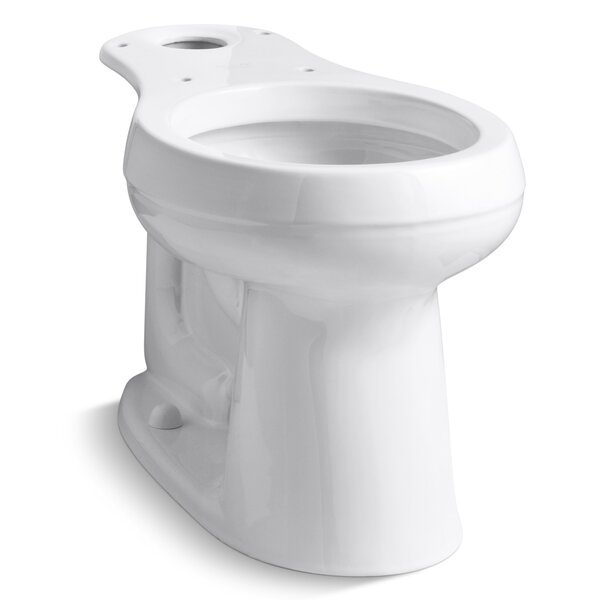 Cimarron Comfort Height Round-Front Bowl by Kohler