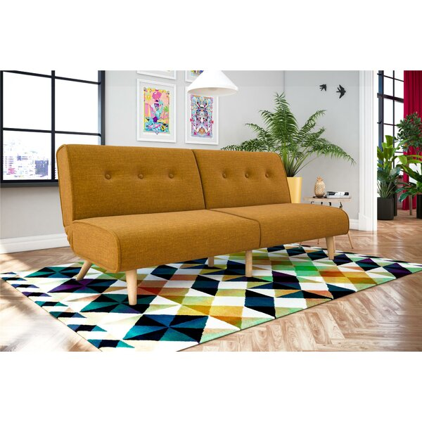 Palm Springs Split Convertible Sofa By Novogratz by Novogratz #2