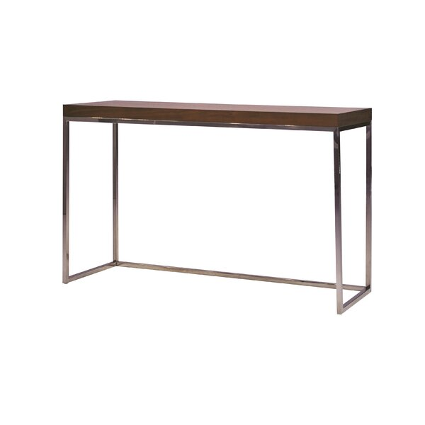 Shymier Console Table By Orren Ellis