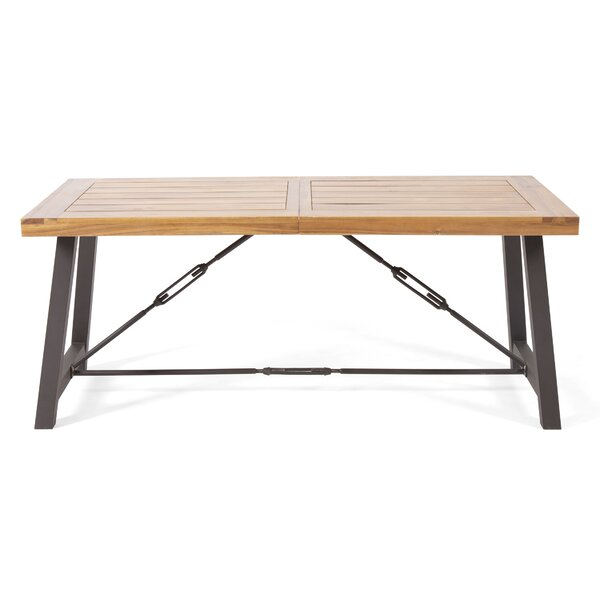 Haddie Dining Table by Union Rustic