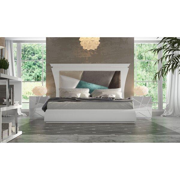 Jerri King Platform 3 Piece Bedroom Set by Everly Quinn