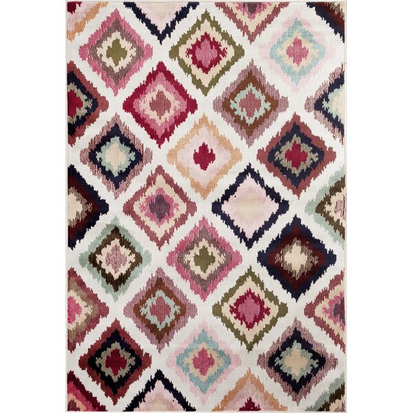 Loft Cream Area Rug by World Rug Gallery