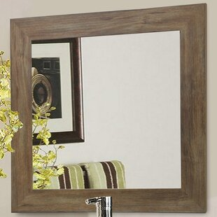 Gracie Oaks Abhay Wall Mirror