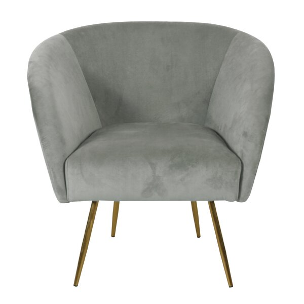 Geyer Armchair by Modern Rustic Interiors