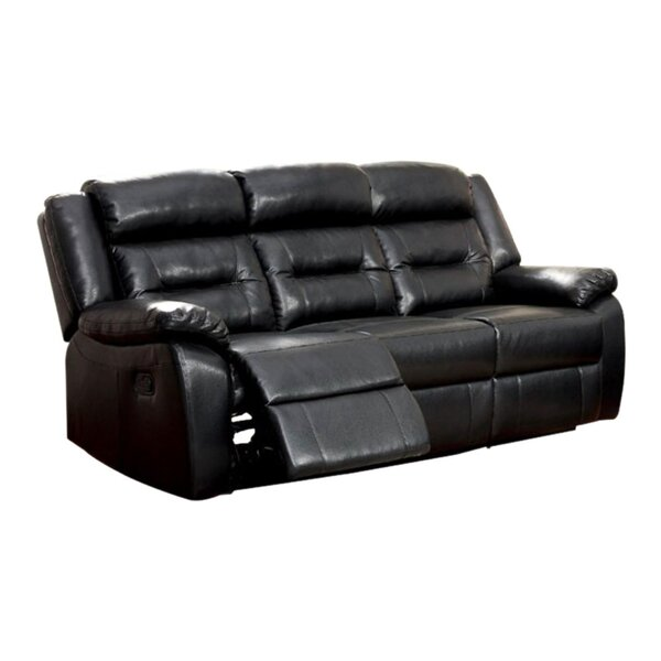 Sonette Motion Reclining Sofa by Red Barrel Studio