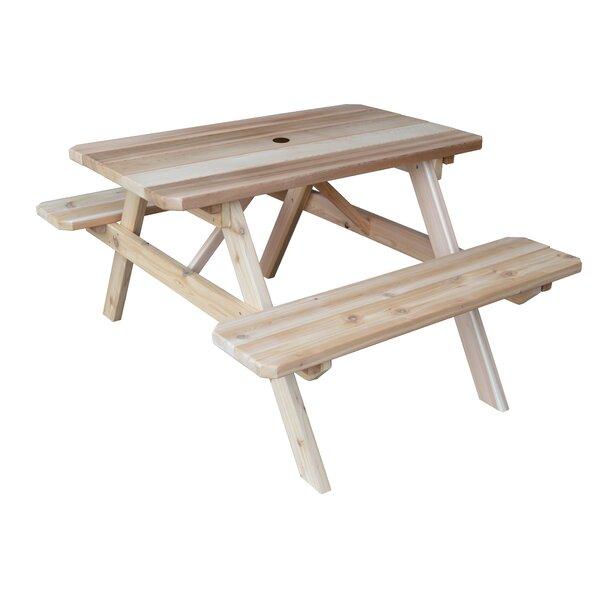 Lassiter Picnic Table by Longshore Tides