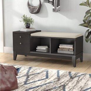 Auston Upholstered Storage Bench