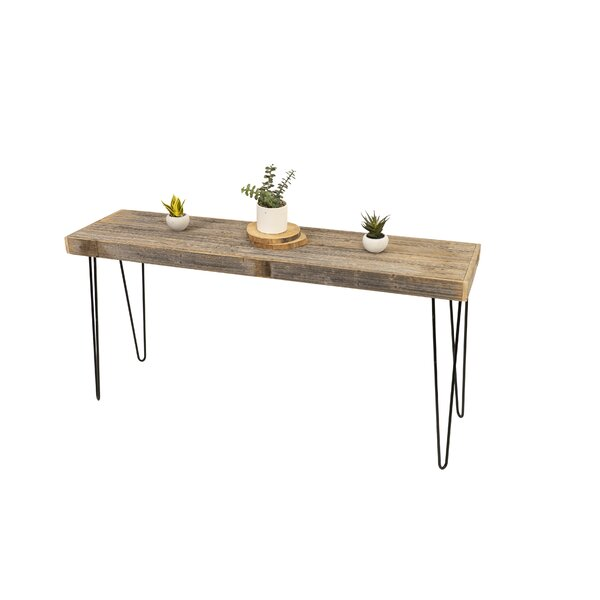 Check Prices Marcina Console Table by Union Rustic