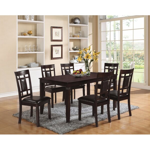 Gartman 7 Piece Dining Set by Red Barrel Studio