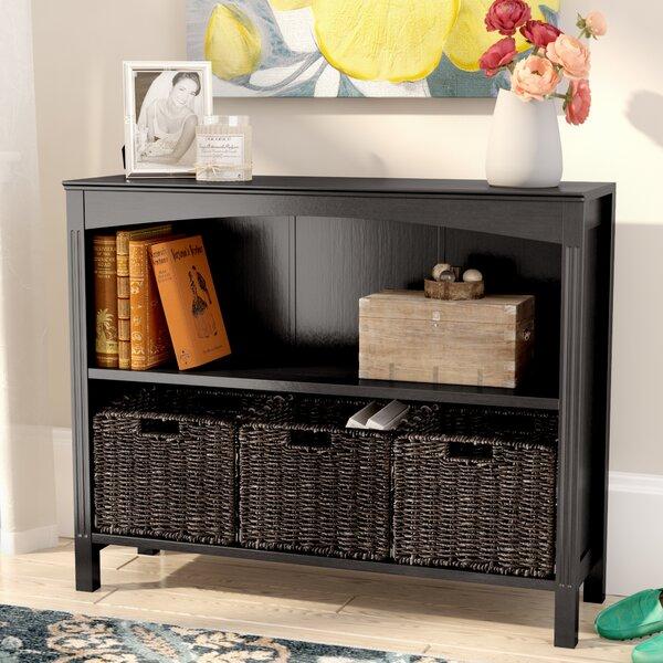 Herndon Standard Bookcase by Breakwater Bay