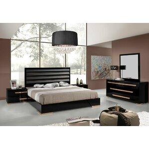 Ertha King Platform Configurable Bedroom Set by Willa Arlo Interiors