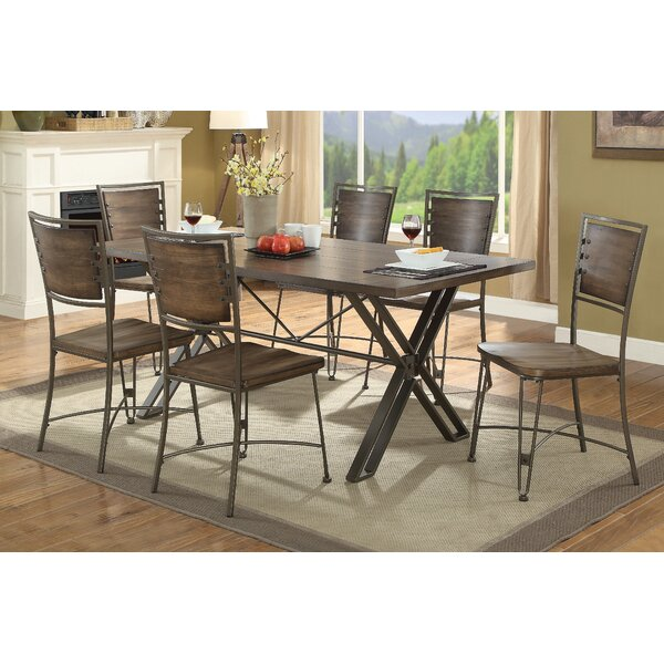 Vada 7 Piece Dining Set by 17 Stories