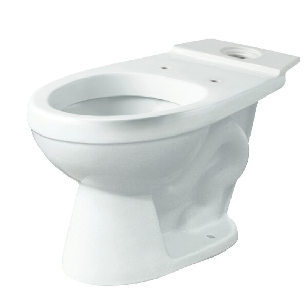 Madison Round Toilet Bowl by Transolid