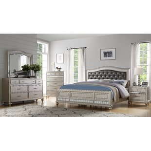 Delightful Noble 4 Piece Bedroom Set