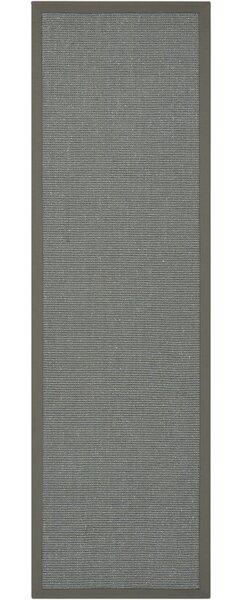 Brilliance Gray Area Rug by Michael Amini