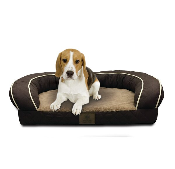 Quilted Orthopedic Dog Sofa by American Kennel Club