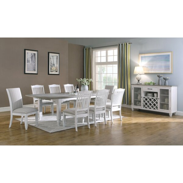 Thorsby 9 Piece Extendable Dining Set by Gracie Oaks
