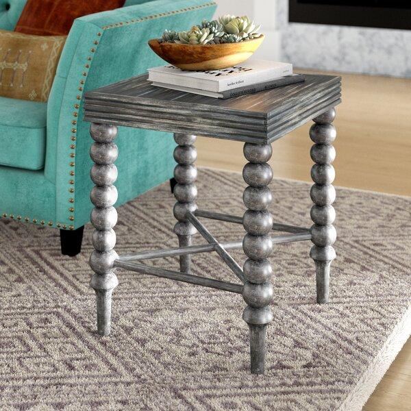 Euphemia End Table by Mistana