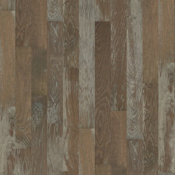 Chic Hickory 4.8 Engineered Hardwood Flooring in Uptown by Shaw Floors