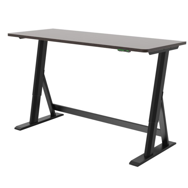 Larabee Electric Standing Desk by Symple Stuff