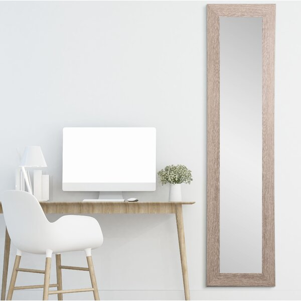 Cristopher Slim Rustic Full Length Mirror