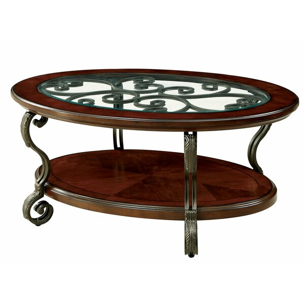 Suzan Coffee Table By Fleur De Lis Living