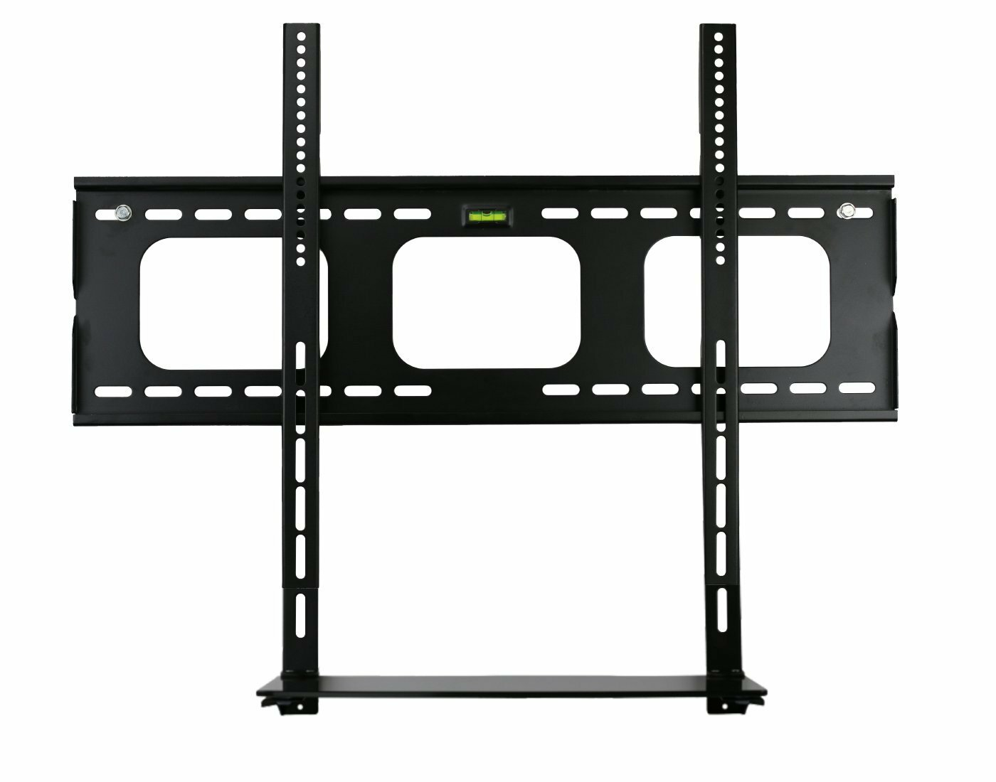 Symple Stuff Graham Low Profile Flat Panel TV and Glass