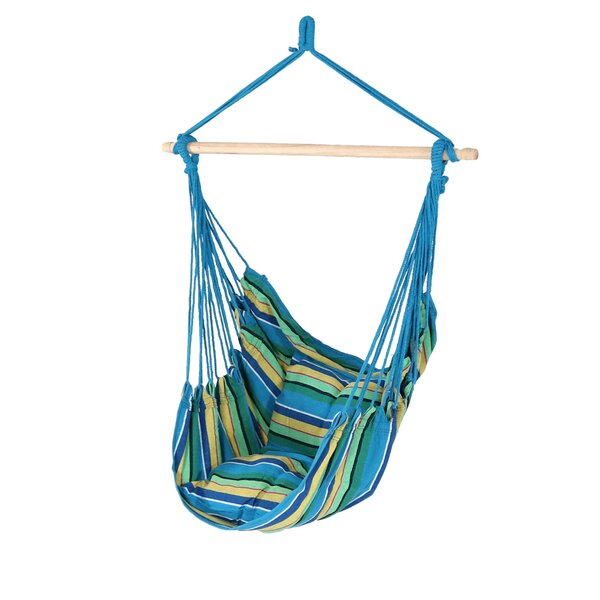 Svenn Cotton and Polyester Chair Hammock by Beachcrest Home