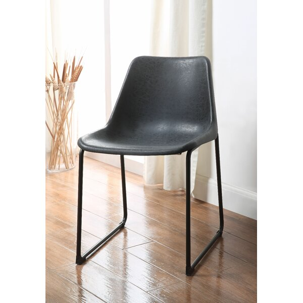 Dudley Upholstery Dining Chair (Set of 2) by Brayden Studio