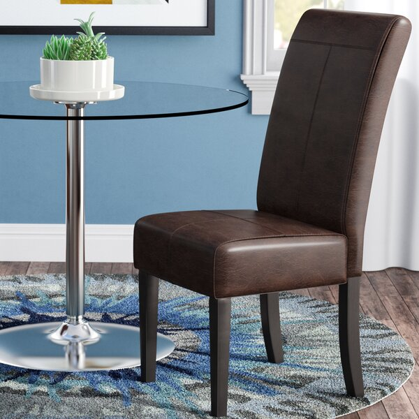 Peters Upholstered Dining Chair (Set Of 2) By Zipcode Design