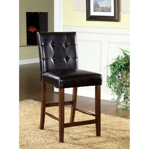 Dany Pub Chair (Set of 2) by Red Barrel Studio