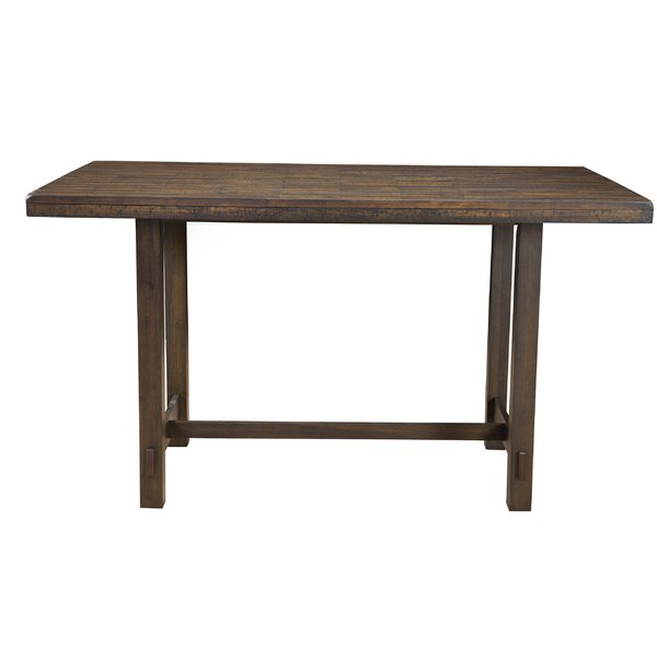 Otley Rectangular Counter Height Dining Table by Alcott Hill