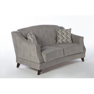 Carpentier Sleeper Love Seat