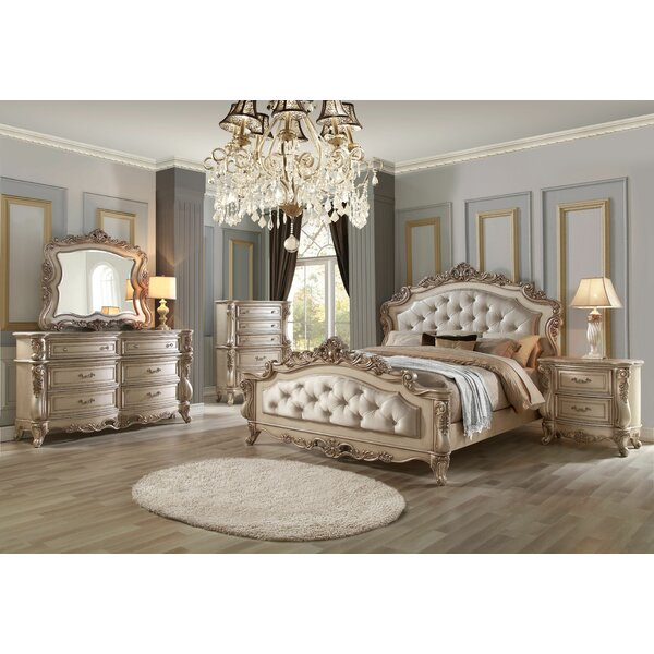 Grajeda Standard Configurable Bedroom Set by Astoria Grand