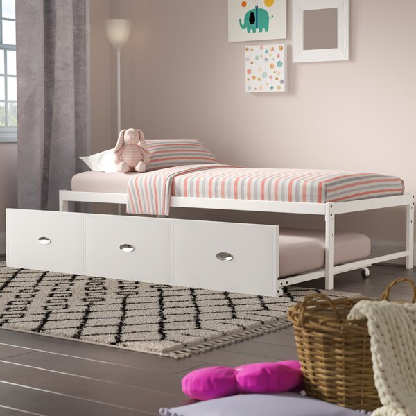 Alcott Twin Bed with Trundle by Mack & Milo