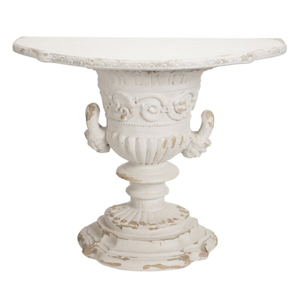 Turney Accent Half End Table by Ophelia & Co.