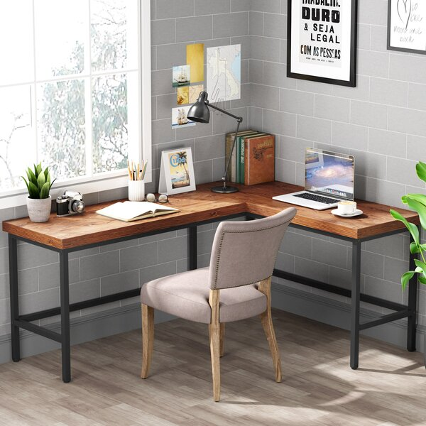 Alpatchino Reversible L-Shape Desk
