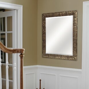 World Menagerie Rugged Slope Accent Mirror