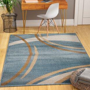 Allison Polypropylene Area Rug by Ebern Designs