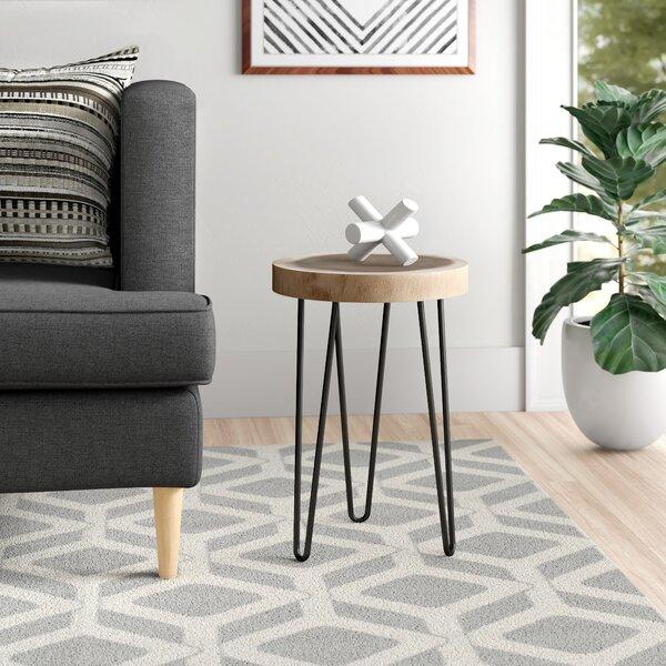 Melani End Table By Zipcode Design