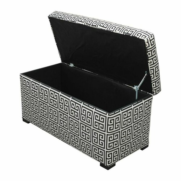 Angela Towers Storage Bench by Sole Designs