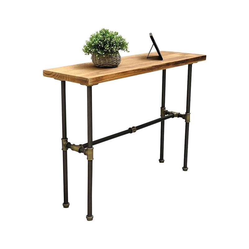 Cissell Industrial Chic Console Table