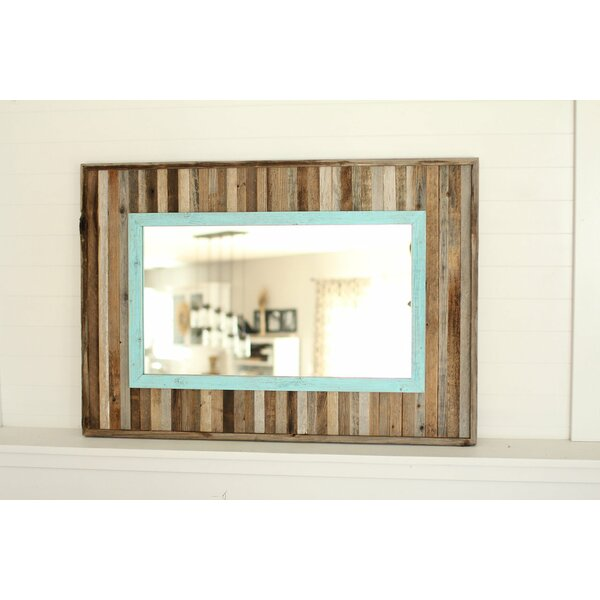 Tristen Accent Mirror by Union Rustic