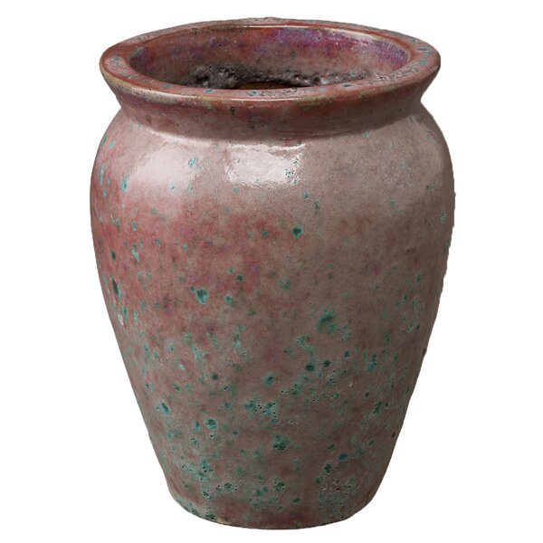 Rough Ceramic Pot Planter by Emissary Home and Garden
