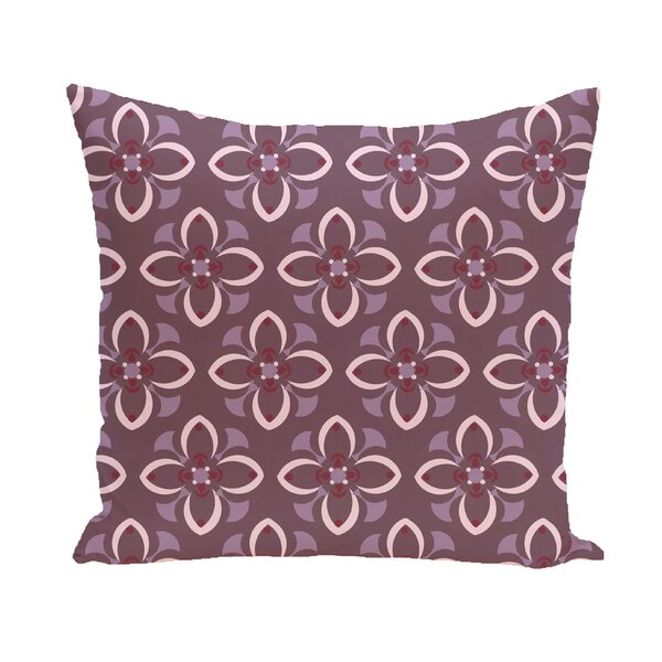 Montross Geometric Print Outdoor Pillow by Latitude Run