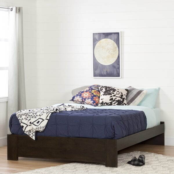 Flexible Queen Platform Bed by South Shore