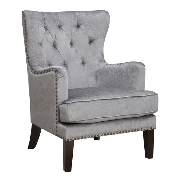 Borja Wingback Chair by House of Hampton