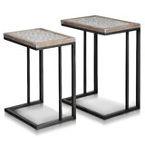 Beckles 2 Piece Coffee Table Set by Longshore Tides