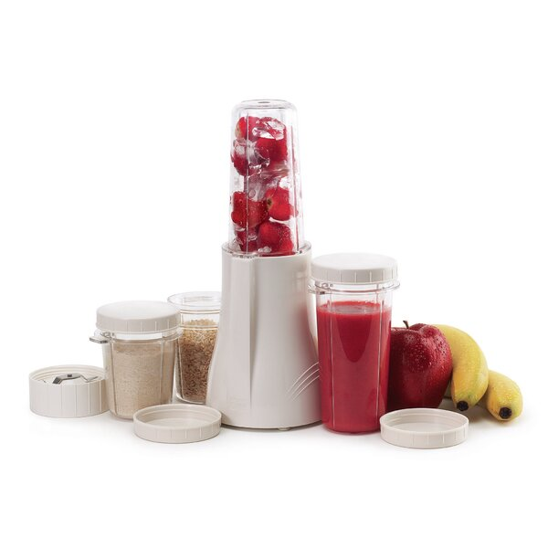 BPA Free Complete Personal Blender with Grinder by Tribest